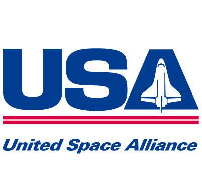 美国联合空间联盟标志设计