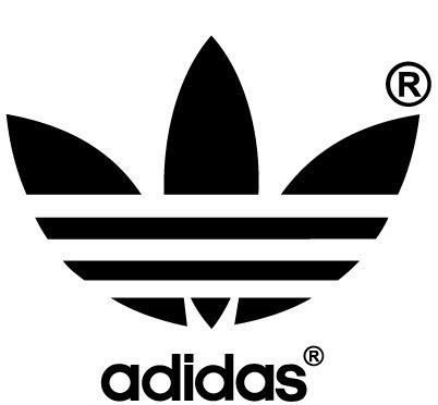 阿迪达斯品牌标志设计图片