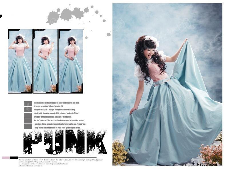 婚纱杂志模板3_婚纱摄影
