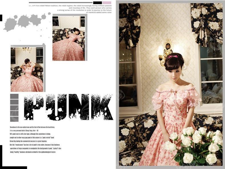 婚纱杂志模板_婚纱摄影