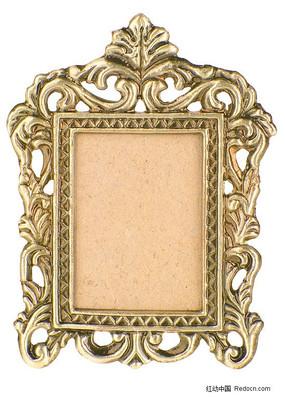 欧式雕花花纹相框 欧式花纹镂空雕花画框 欧式雕花画框 精美金色镂空
