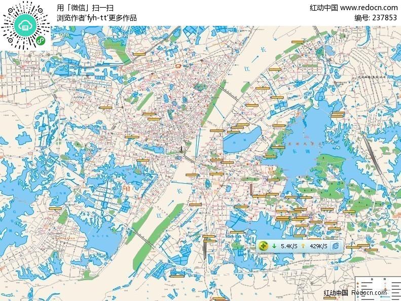 武汉地图怎么下载