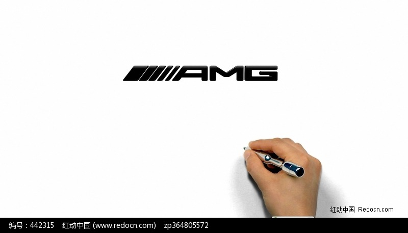 奔驰amg logo 封面