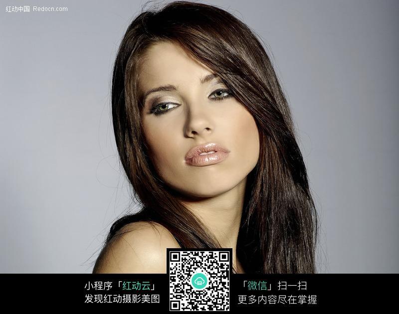 诱人表情的外国美女图片编号:444377 女性女