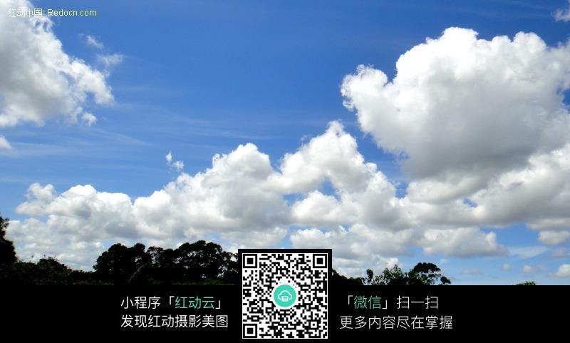 免费素材 图片素材 自然风光 天空云彩 云朵