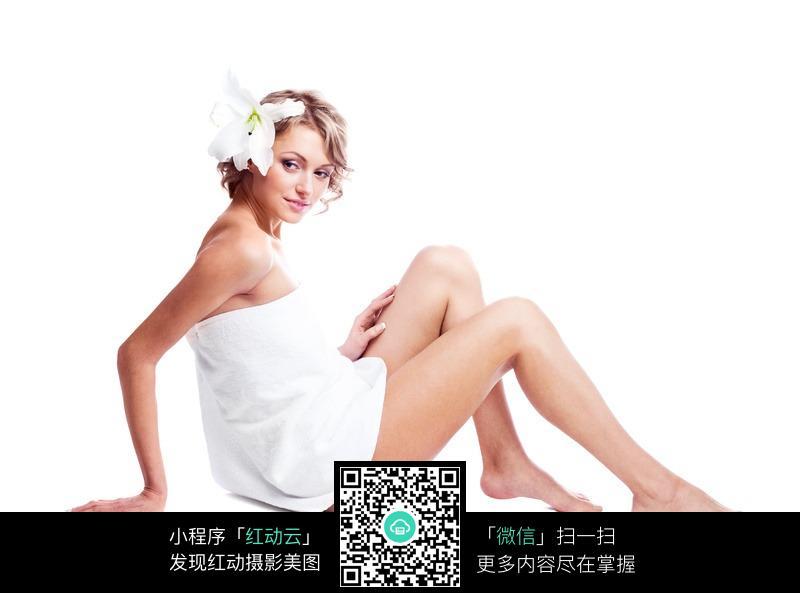 spa美女图片 女性女人图片