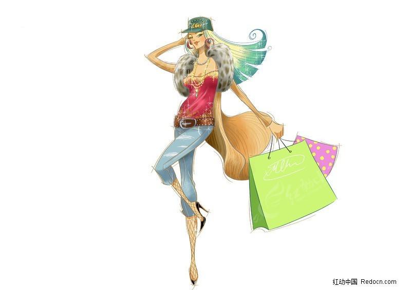 时尚素材_时尚字体图片素材下载广告创意商业图图网