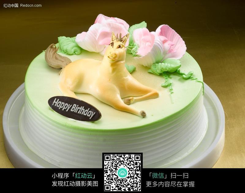 卡通生日蛋糕图片图片