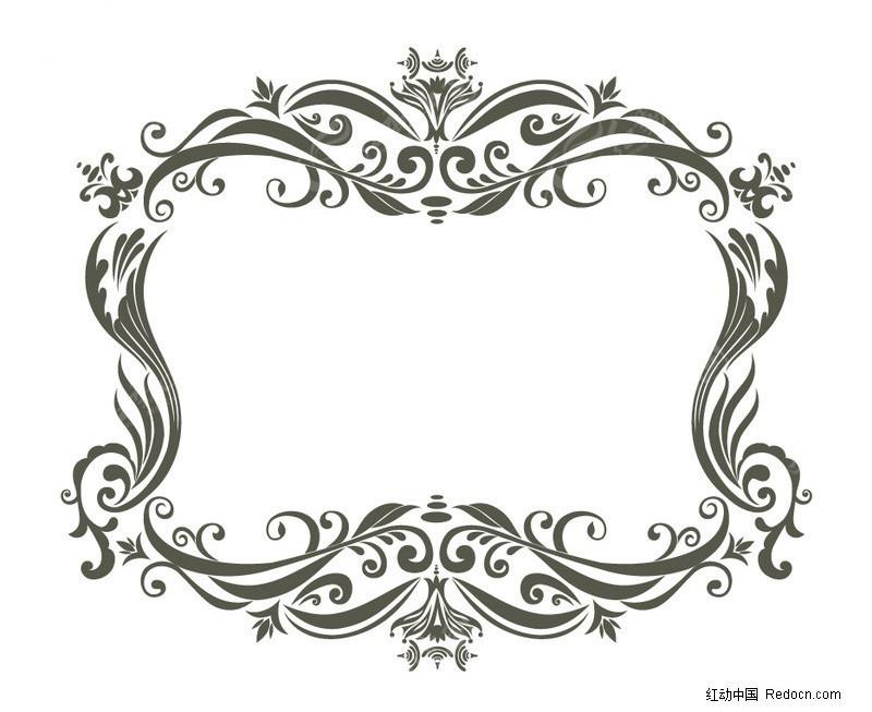 高清花纹边框素材高清图片,ps素材花纹边框矢量图 ...