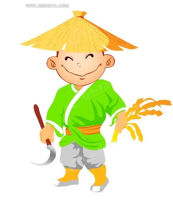 尚米坊卡通农夫