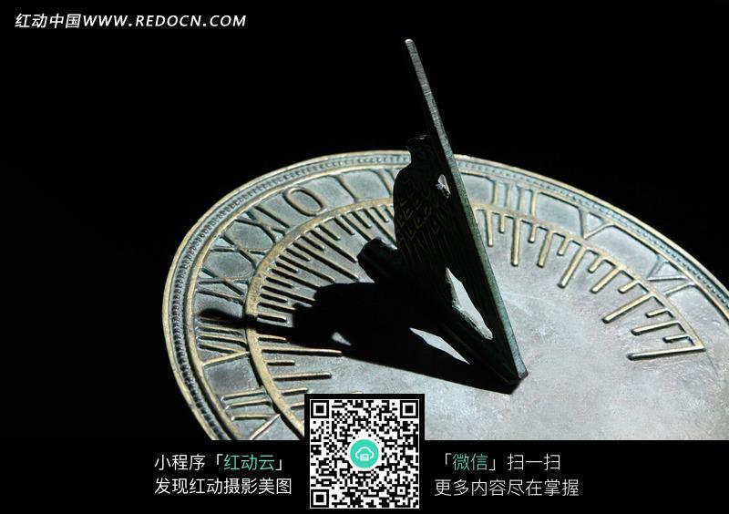 古代计时工具-日晷图片图片