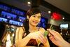 玫瑰酒吧坐脸图片