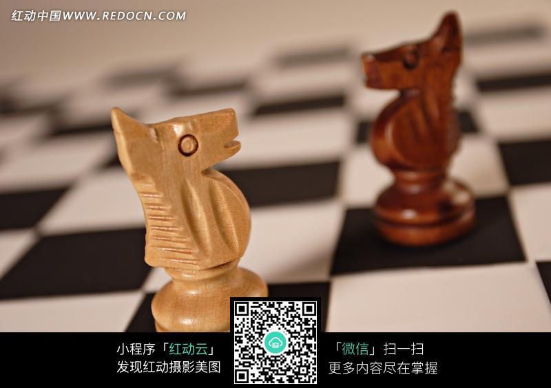 国际象棋棋子马图片图片
