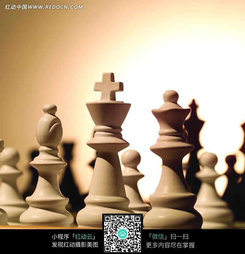 木质国际象棋棋子图片图片