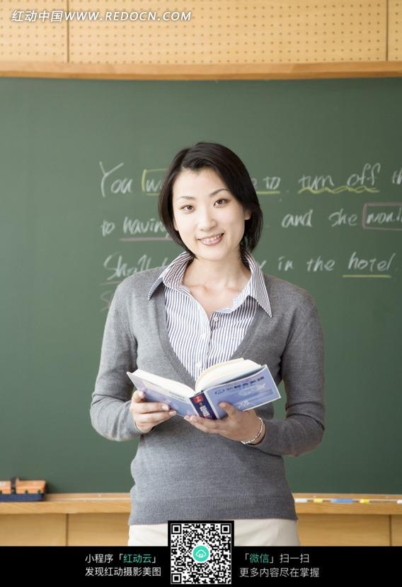 美女教师图片 职业人物图片