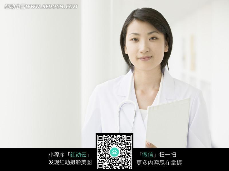 实习女医生照片图片_职业人物图片