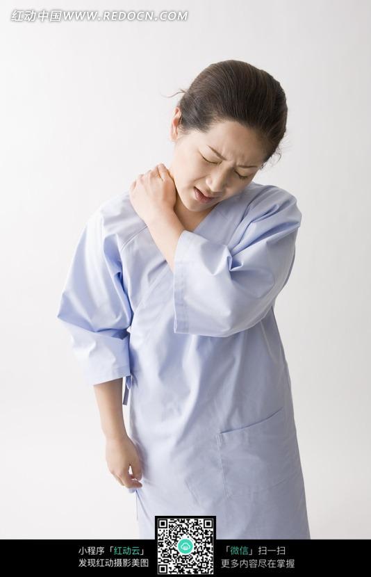 我字的字体设计_肩膀疼痛的病人图片免费下载_红动网