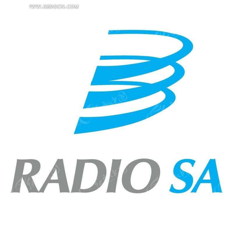 sa字母 logo设计