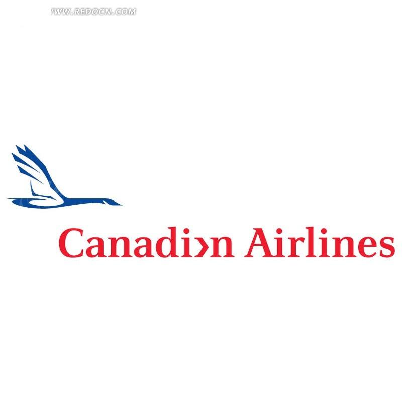加拿大航空公司标志