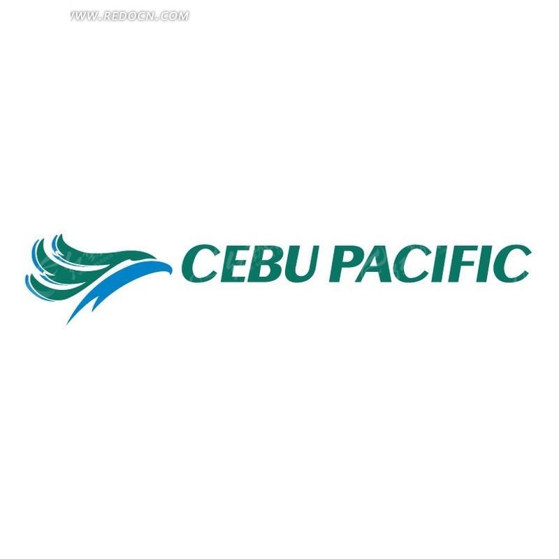 CEBU PACIFIC太平洋航空公司标志矢量图