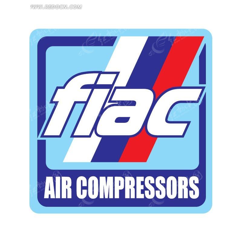 航空企业的英文logo标志