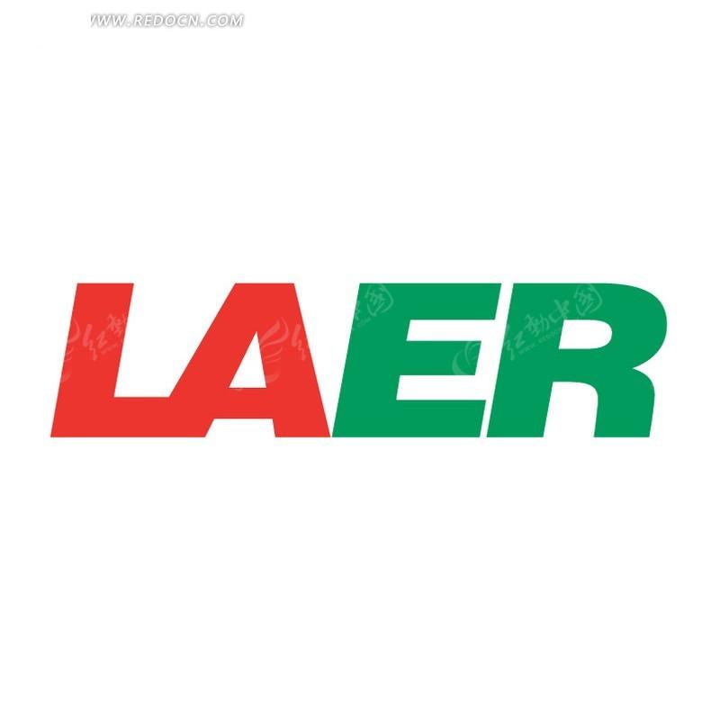 laer英文字体创意设计_251图片