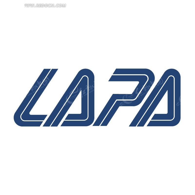 矢量英文logo标志设计