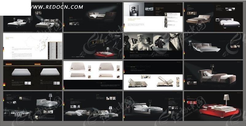 家具宣传画册图片