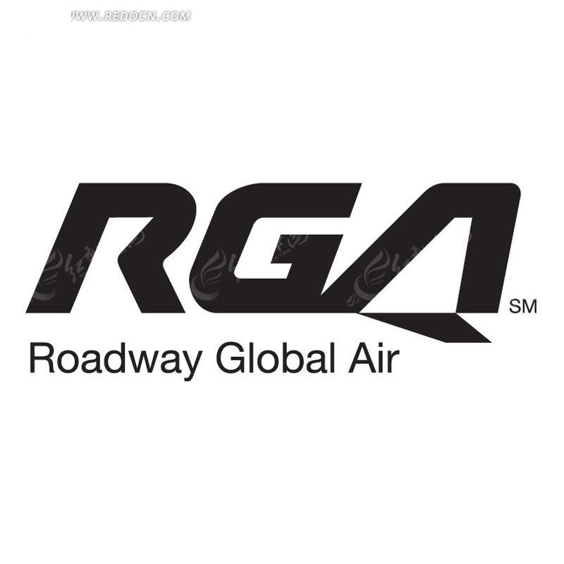 航空公司英文字母logo标志设计EPS素材免费下载 编号589505 红动网