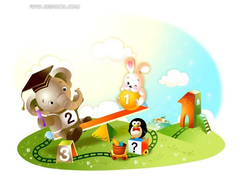 游戏 小白兔