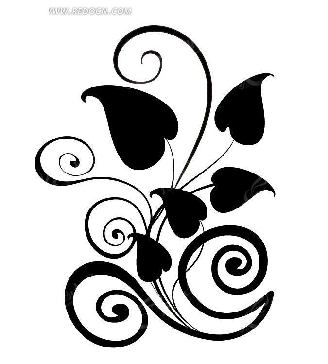 经典黑白; 经典黑白贴图图片;       : 手绘墙纸贴图-0184
