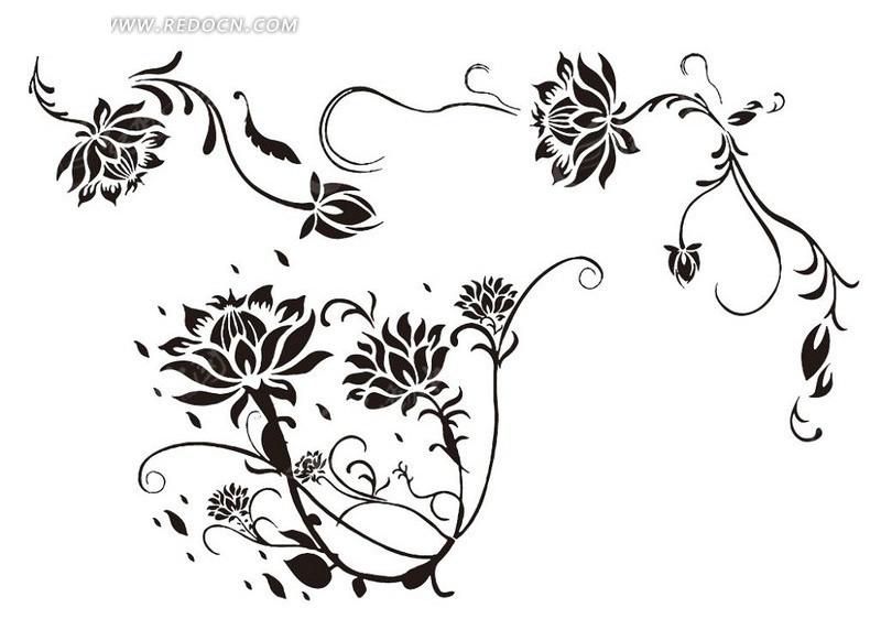 手绘黑白像素画教程