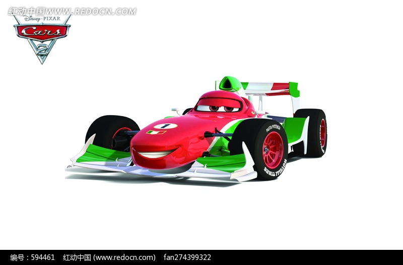 赛车总动员飞机简笔画_总动员角色- 赛车 图片(编号:594461)