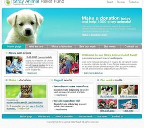 宠物销售网站模板