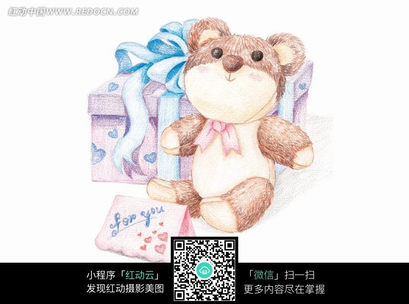 礼品盒/玩具熊/卡片图片