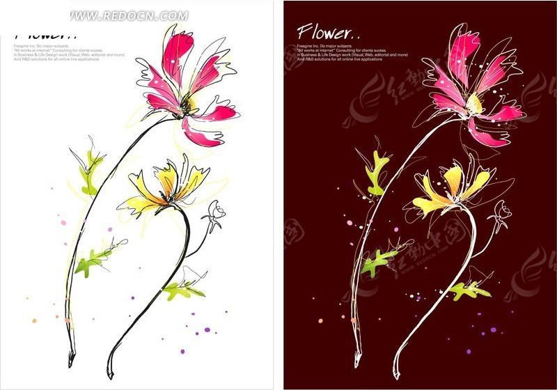 手绘相册设计排版