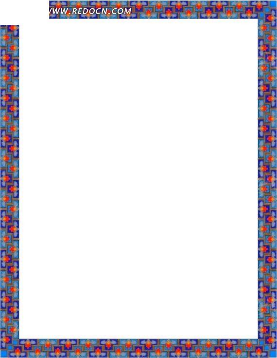 ppt 背景 背景圖片 邊框 模板 設計 相框 570_765 豎版 豎屏