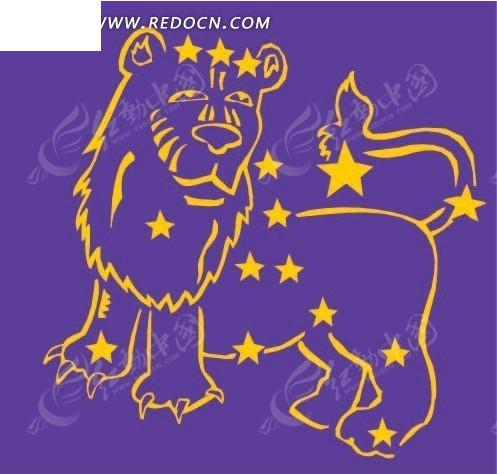 简单射手十二星座之狮子座2月23日风格座运势图片