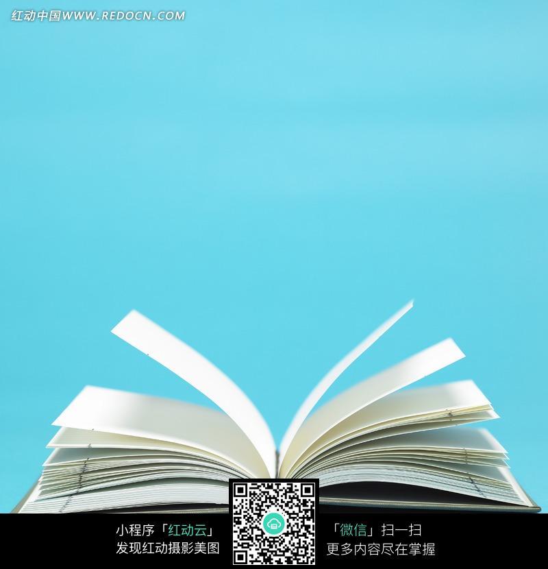 翻开的书页特写照片图片图片