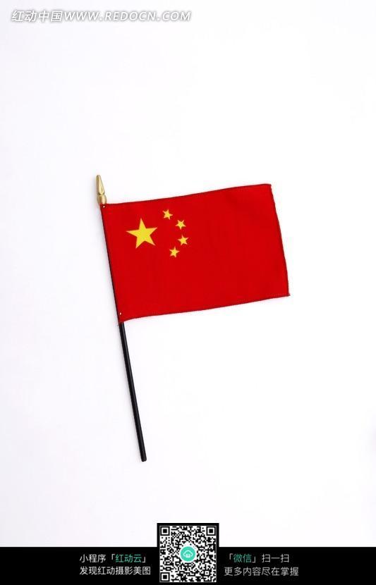 2018数字-中国国旗特写照片