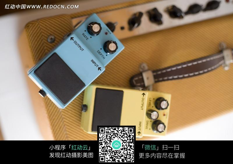 电吉他声音输出设备