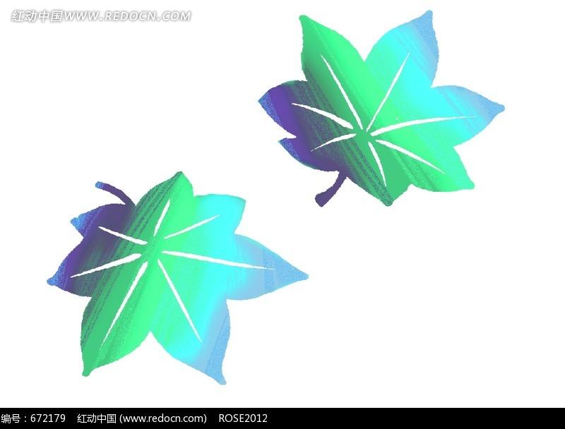 枫叶图片 花纹花边图片