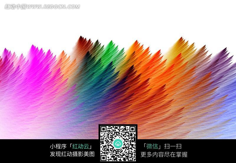 色�_七彩渐变色效果