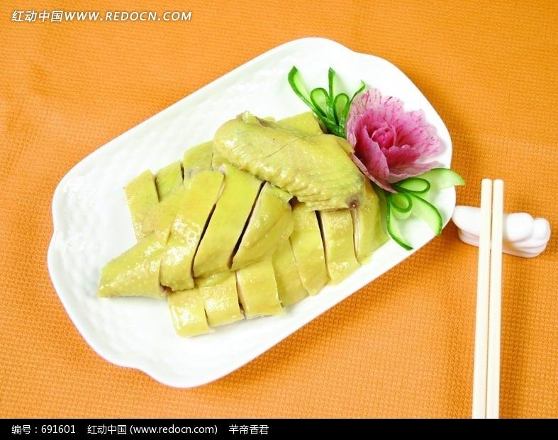 绍兴白斩鸡2