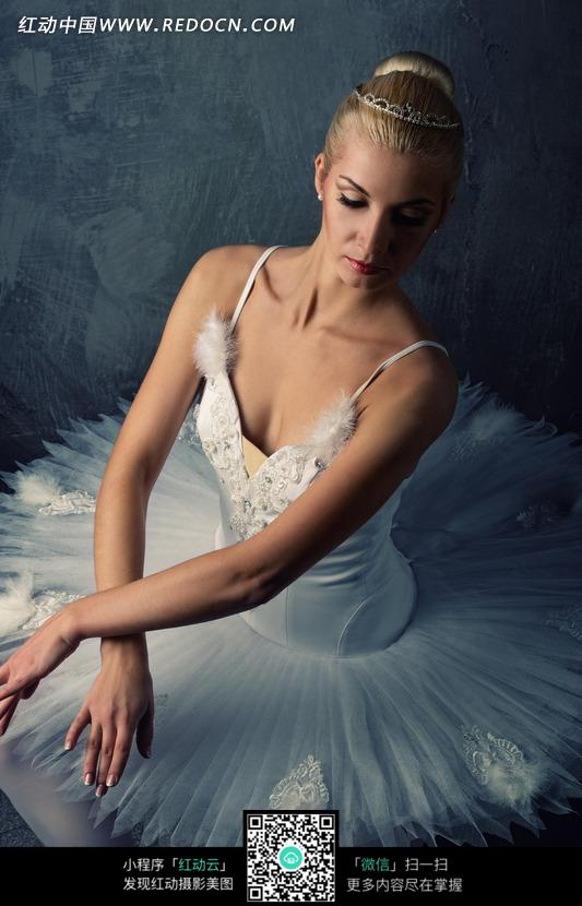 芭蕾舞美女图片