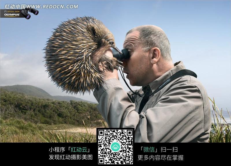 宝马车创意广告_其他图片_红动手机版