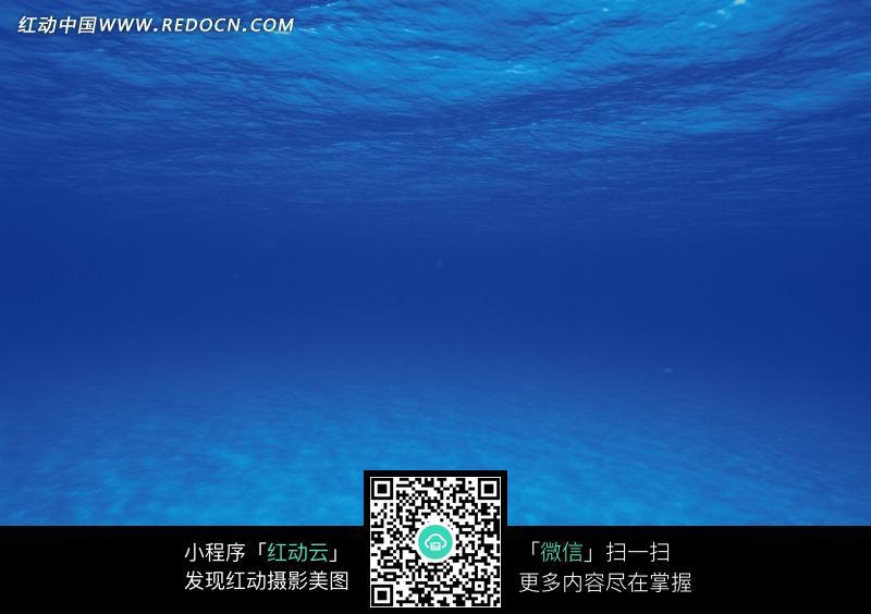 深海海底世界背景图片