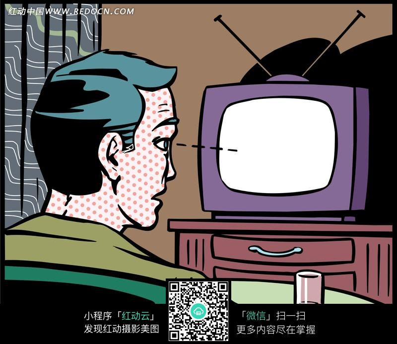 居家男人卡通图片 居家男人吉他谱 超萌可爱卡通图片
