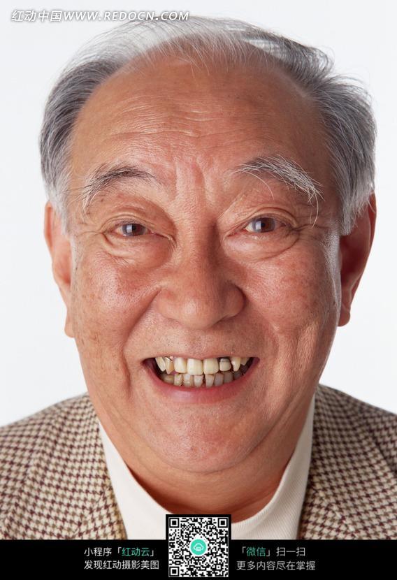 笑老人图片大全_