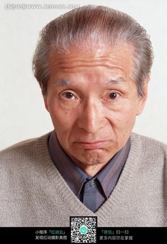 免费素材 图片素材 人物图片 老年人物 老头正面图片